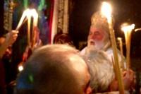 Αναστάσιμος Ακολουθία στην Ιερά Μονή